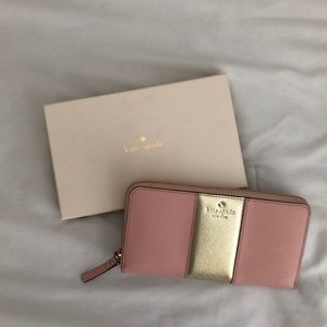 NWOT OPEN TI OFFERS | Kate Spade clutch
